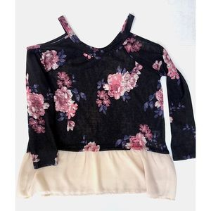 Rad Clothing Floral Top